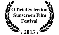 Sunscreen Film Festival 2013